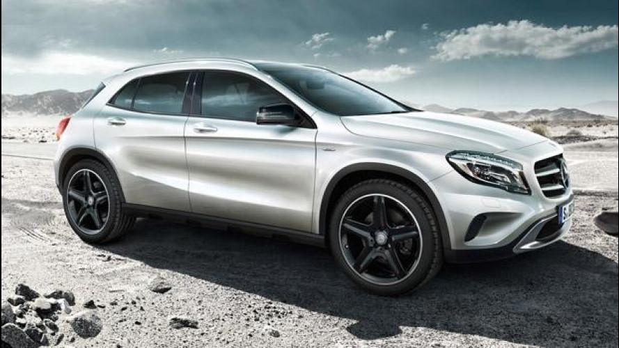 Mercedes GLA Edition 1