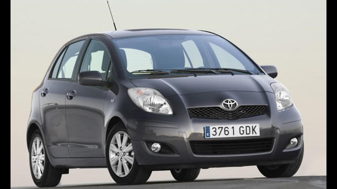 Toyota abre nova fábrica no Japão