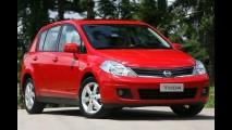 Nissan registra recorde de participação no mercado brasileiro em março