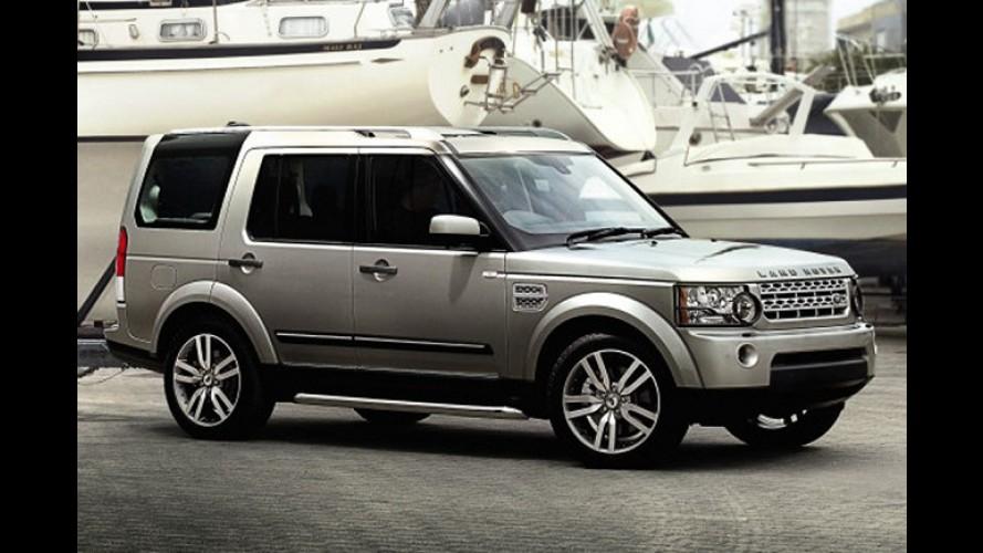 Land Rover usará nomenclaturas alfanuméricas nas próximas gerações de seus modelos