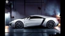 Carro mais caro do mundo: Supercarro libanês Lykan Hypersport custa R$ 7 milhões