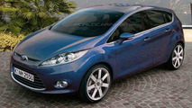Spied: New Ford Fiesta Further Design Cues