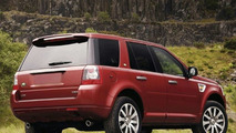 2008 Land Rover LR2 HSE Launched (US)