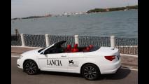 "Lancia Flavia ""Red Carpet"" by Poltrona Frau"