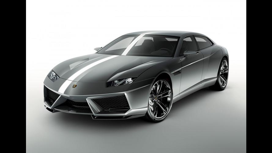 Lamborghini Estoque: il suo futuro è ancora da decidere
