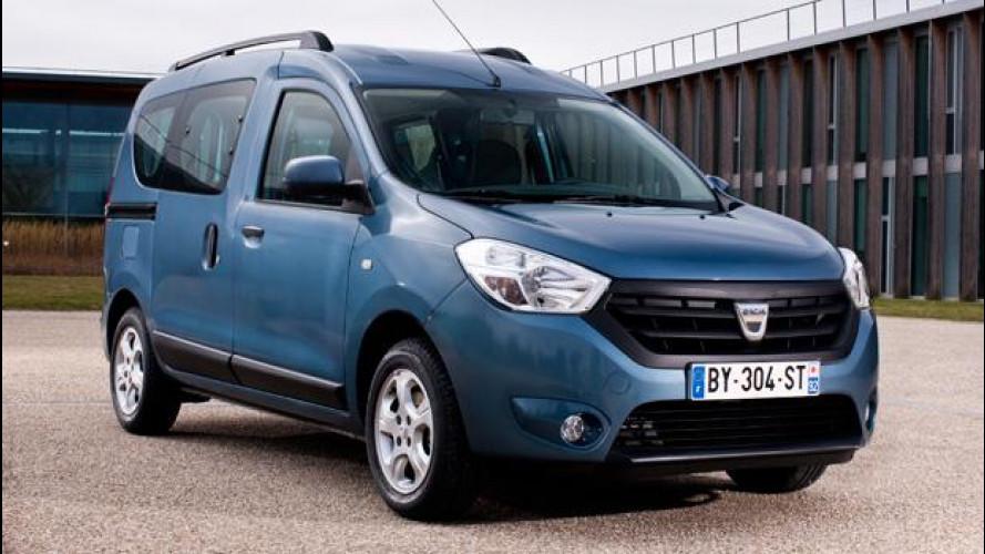 Dacia Dokker: i prezzi