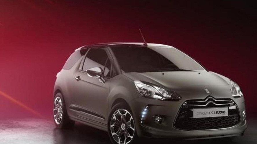 Citroen DS3 Cabrio L'Uomo Vogue to be auctioned in Geneva [video]