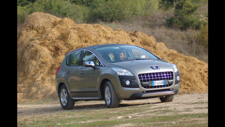 Peugeot 3008: il Grip Control alla prova
