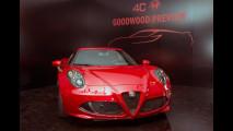 Alfa Romeo 4C al Goodwood Festival of Speed 2013
