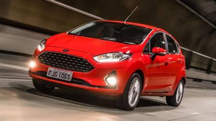 Ford renova Fiesta 2018, mas só no visual - veja versões e preços