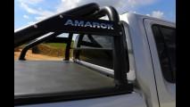 Volta Rápida: edição Dark Label deixa Amarok mais invocada
