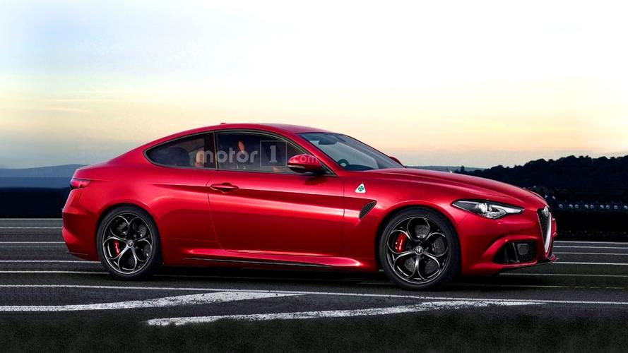 Alfa Romeo Giulia Sprint coupe coming to Geneva?