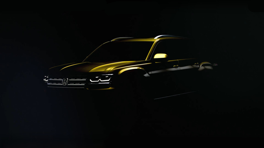 Volkswagen Atlas SUV shows off its American road trip roots