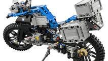BMW R 1200 GS vira modelo de Lego