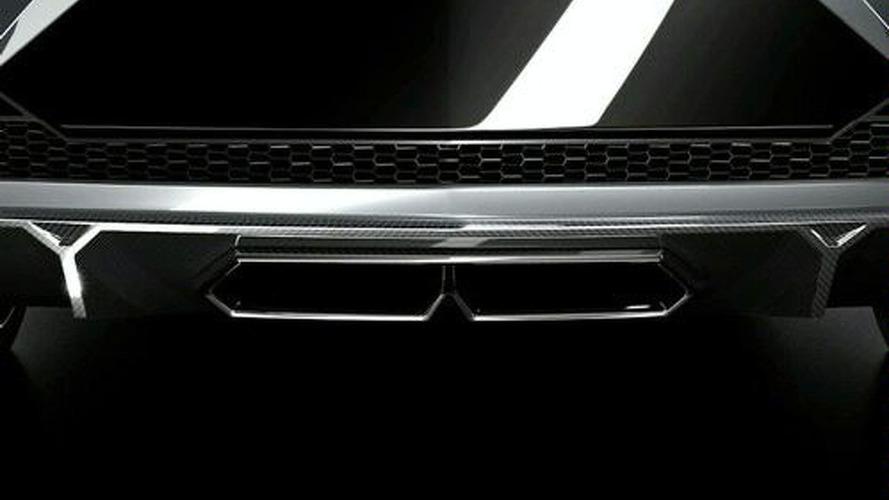 Mystery Lamborghini set for Paris Could be a Four-Door GT
