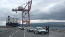 Honda Civic Sedan'ın ihracatı başladı