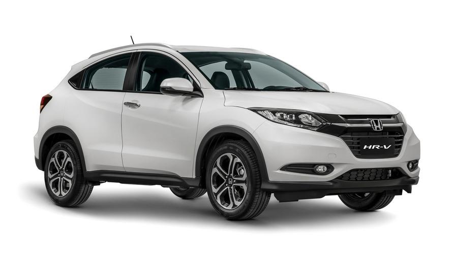 Honda HR-V Touring chega em abril por R$ 105.900