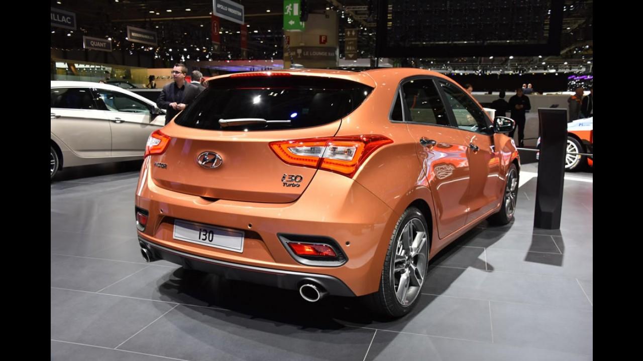 Versão esportiva do Hyundai i30 com 300 cv deve ser revelada em setembro