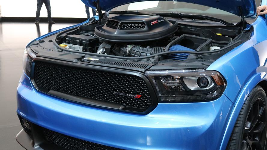 Dodge Shakedown Challenger, Durango Shaker, Ram Macho ...
