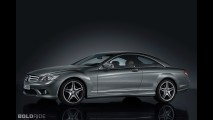 Mercedes-Benz CL-Class AMG Sports Package