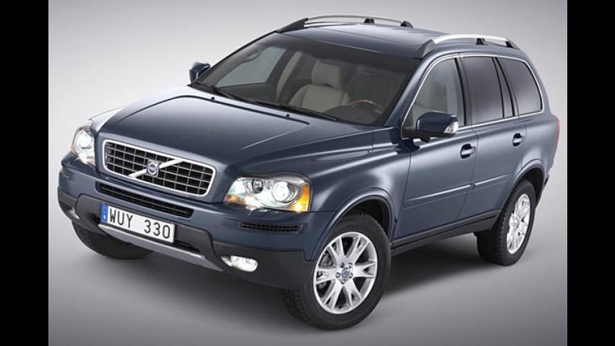 Volvo XC90: Facelift , neuer Motor und mehr Komfort-Extras