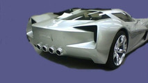 Transformers Film Mystery Corvette Concept