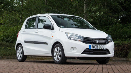 Bargain Suzuki Celerio City Costs £85 A Month