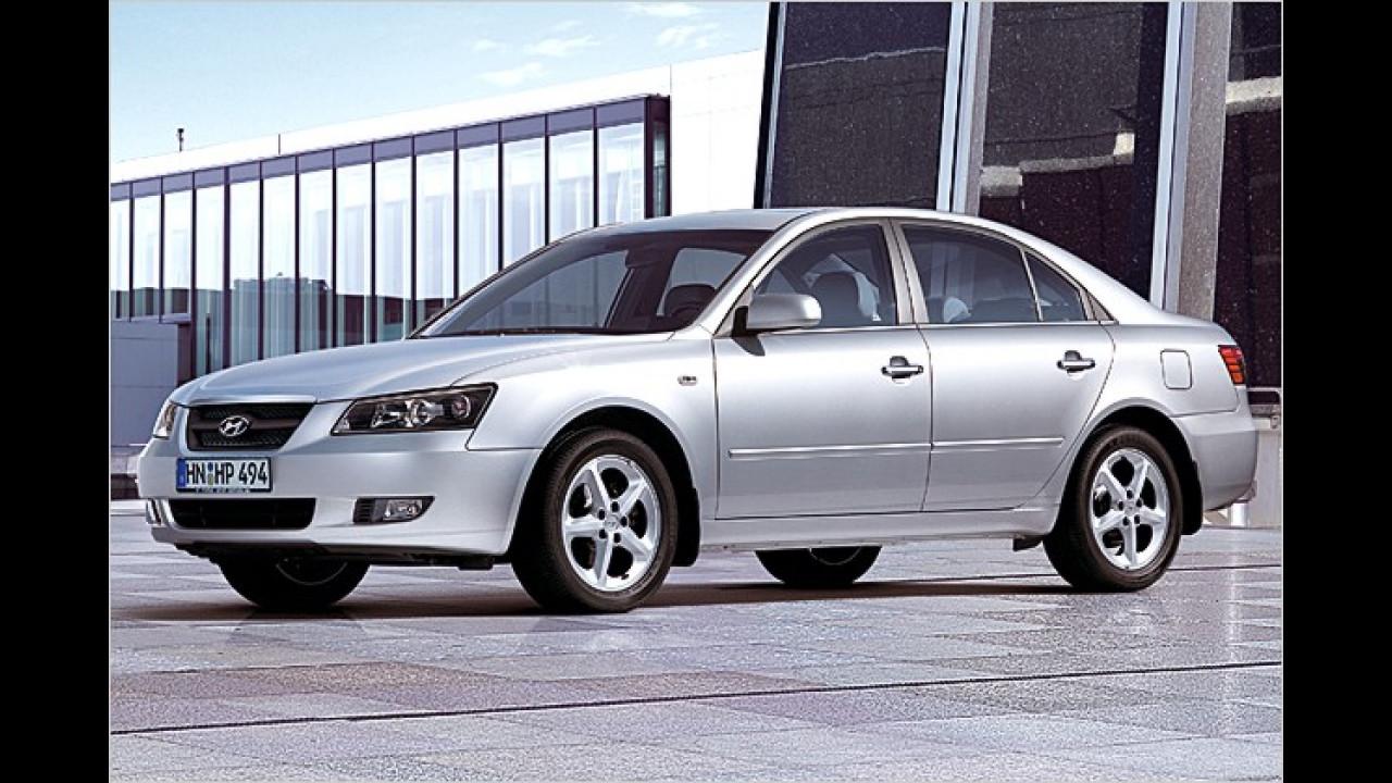 Hyundai Sonata 3.3 V6 GLS Automatik