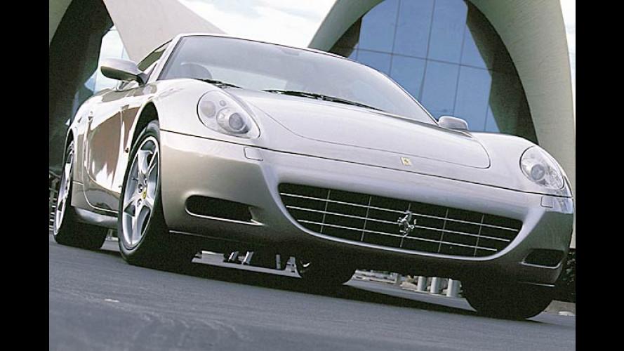 Ferrari-Handlingpaket: Für richtiges Pisten-Feeling