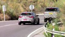 2017 Renault Megane RS prototipi kamyona yükleniyor