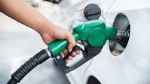 Unleaded fuel filling