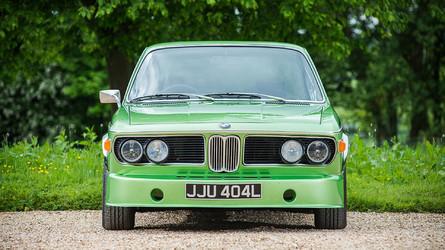 Une BMW 3.0 CSL entièrement restaurée à vendre