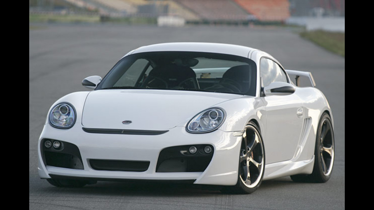 TechArt: Power-Porsche