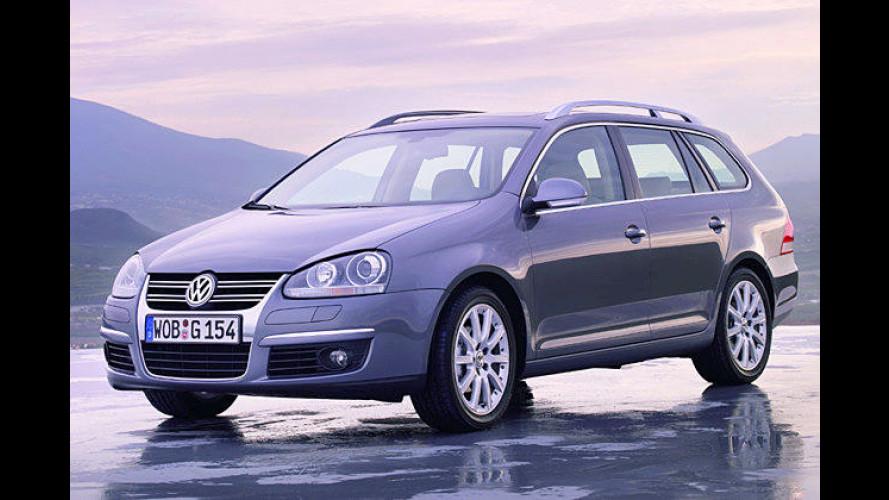 Variantenreicher VW