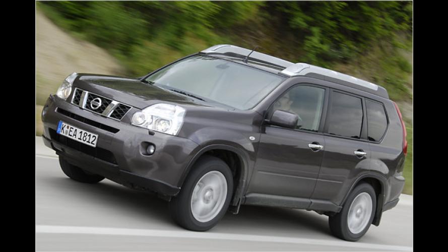 Der neue Nissan X-Trail: Ganz schön und groß geworden