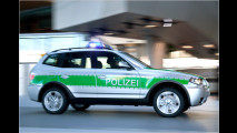 X3 für die Polizei