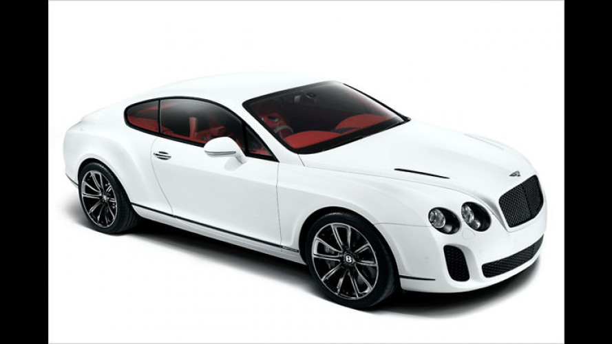 Bentley Continental Supersports: Bulliger Bio-Brenner