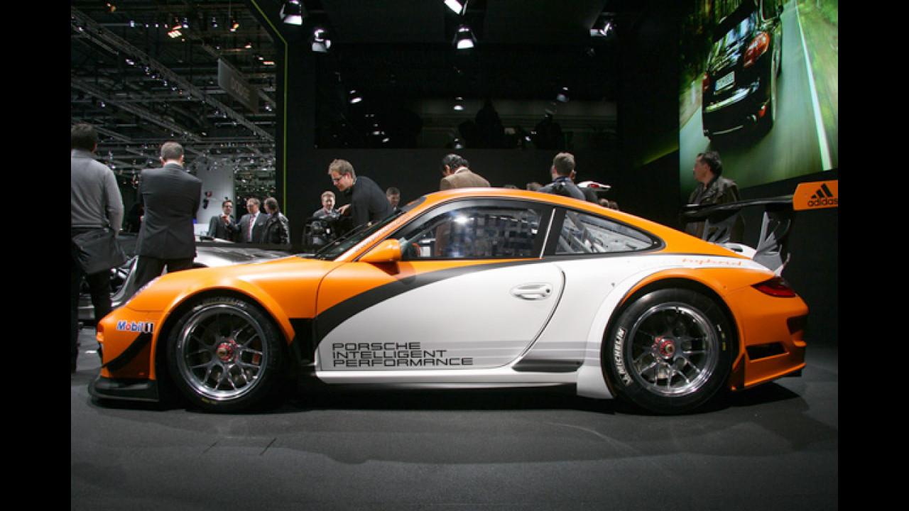 Porsche 911 GT3 Hybrid
