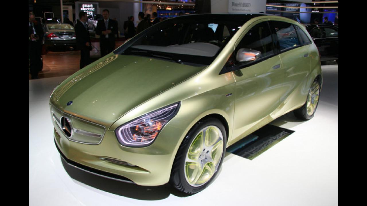 Mercedes Concept BlueZERO E-Cell