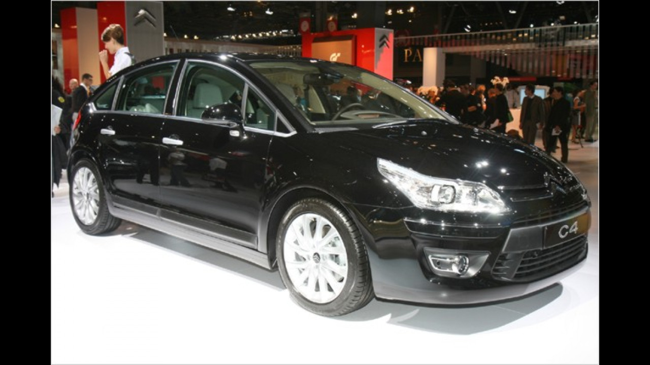 Citroën C4 Facelift