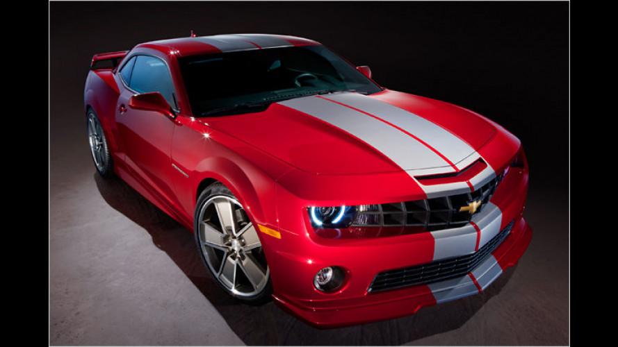 SEMA 2010: Chevrolet im V8-Fieber
