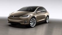 Tesla Model X screenshot from UK configurator