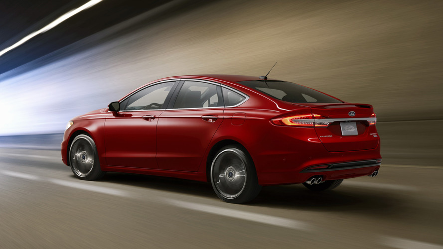 2017 Ford Fusion Sport packs 380 lb-ft of torque