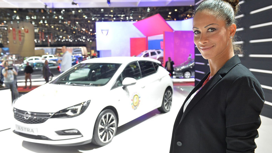 Opel Astra named European Car of the Year