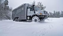 Mercedes-Benz Zetros 6X6 truck 25.03.2011