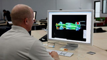 USF1 design center - computer aided design (CAD) - 900