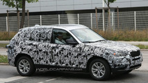 2011 BMW X3 Prototype Testing