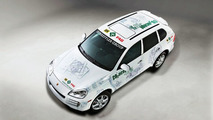 CO2ncept-10% based on Porsche Cayenne