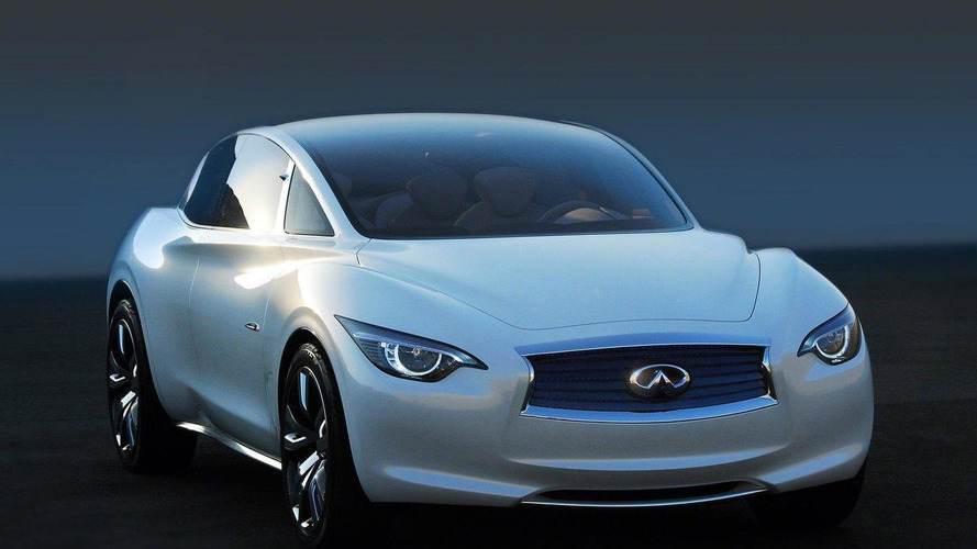 Entry-level Infiniti comes into focus - rumors
