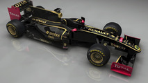 Lotus Renault GP announcement reveals new F1 car livery, 08.12.2010
